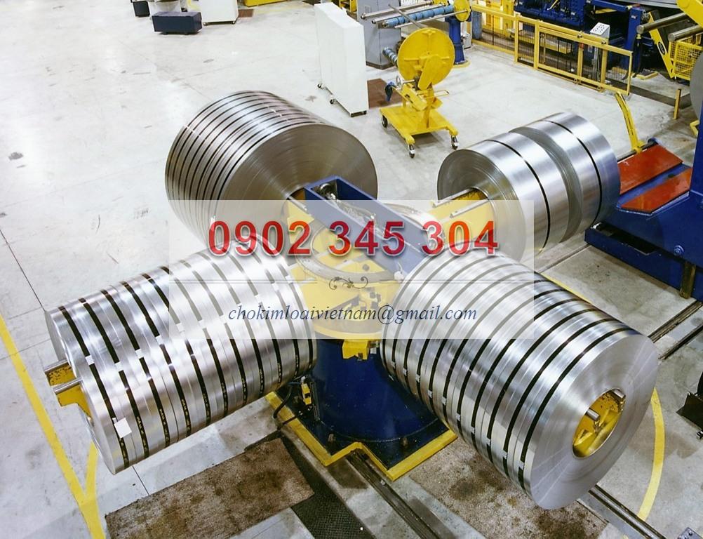 Thép không gỉ 420J2 (UNS S42000)