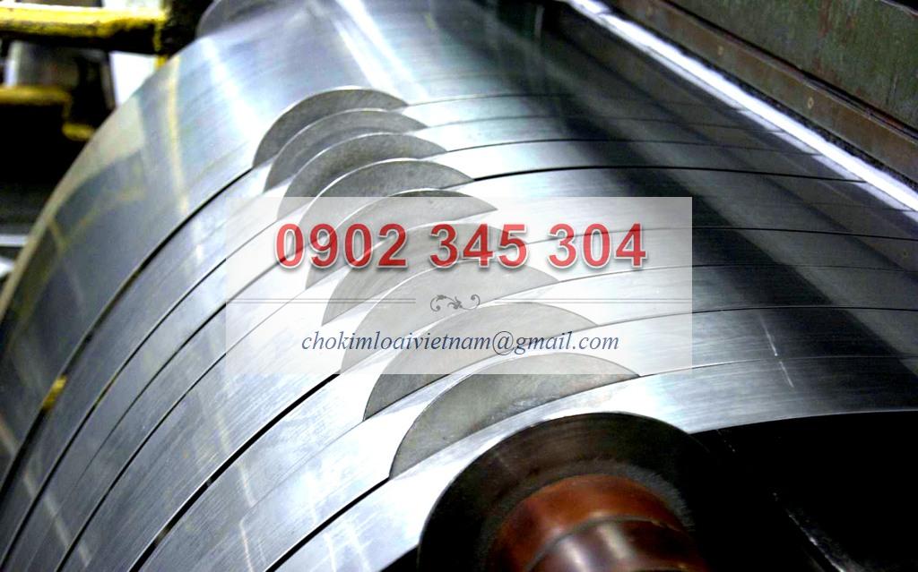 Thép không gỉ - Inox 420F (UNS S42020)