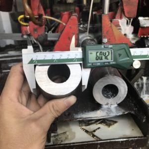 Ống Đúc Inox 316 Phi 60 dày 11mm