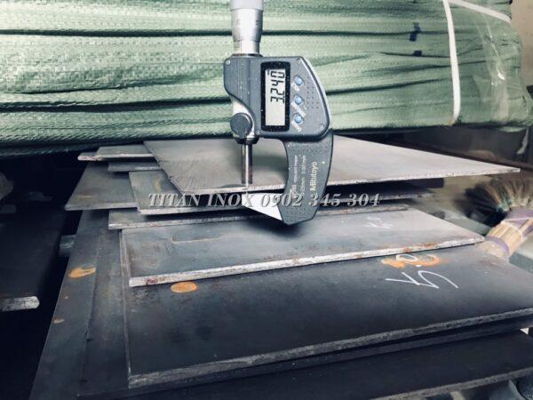 Tấm Inox 440c Dày 3.0mm